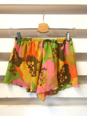 culotte MALOU SILK CREPE ORANGE SAVANA