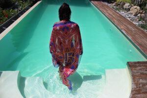 abito foulard 4MQ Mandala