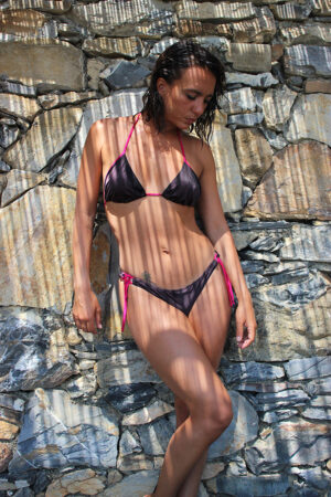 bikini CARNIVAL brown coffee